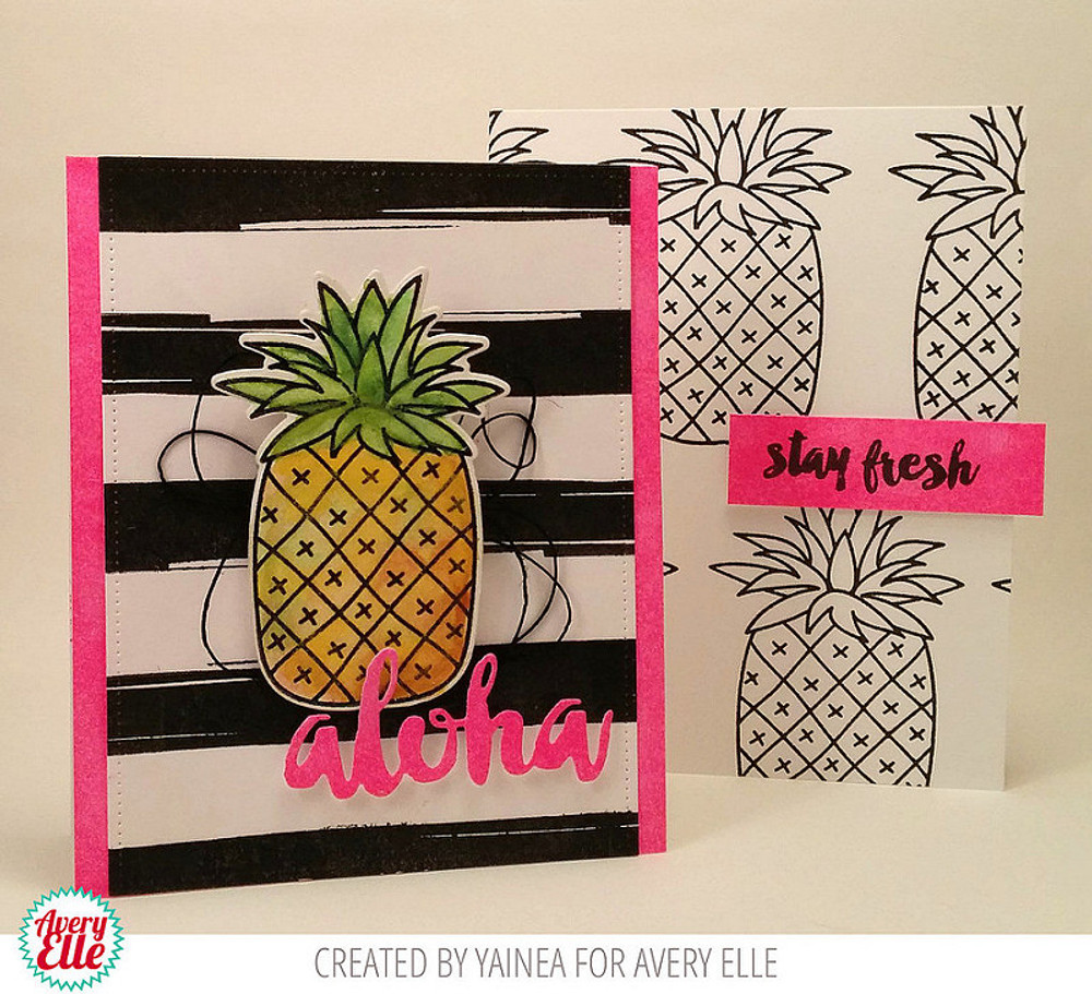 Stay Fresh Clear Stamps & Dies