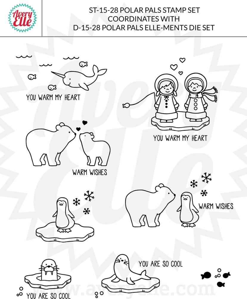 Polar Pals Examples