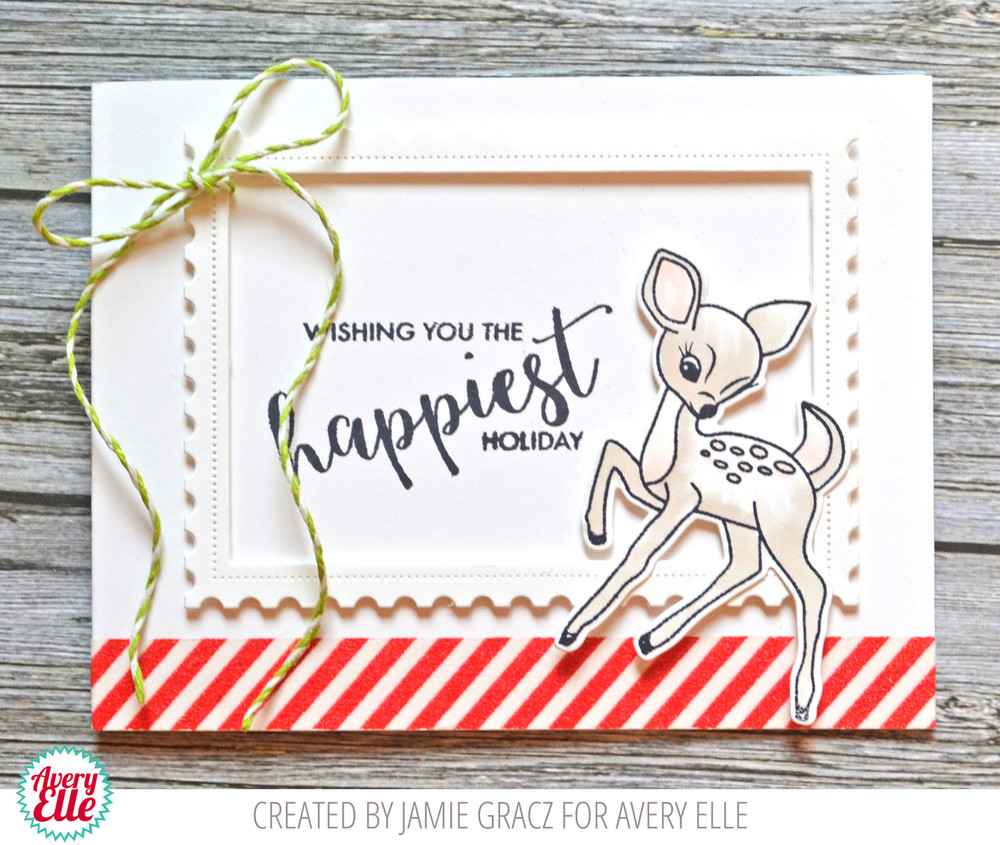 Merriest Clear Stamps