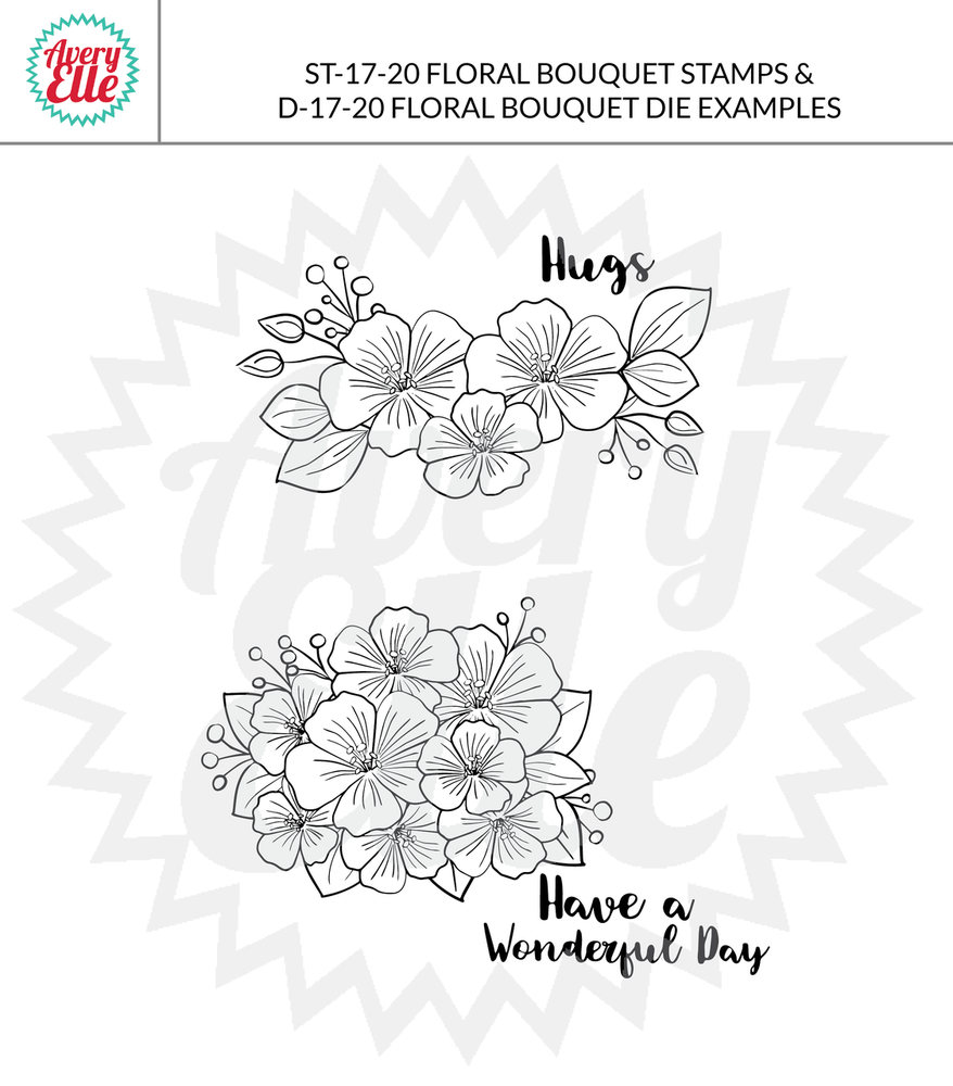 Floral Bouquet Example