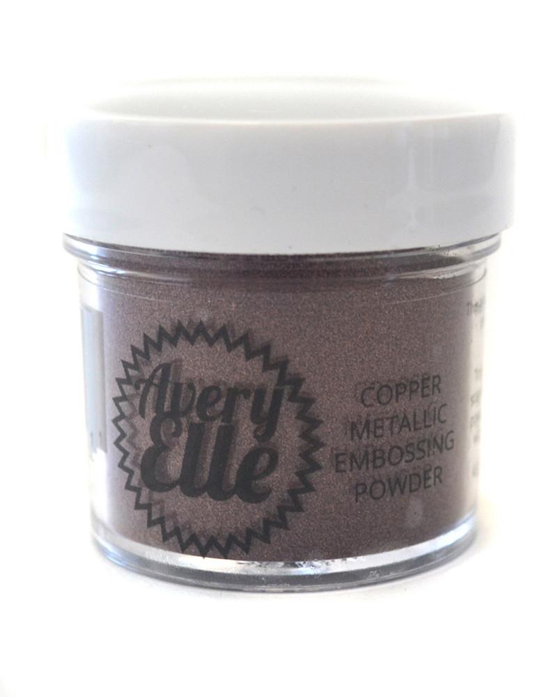 Copper Metallic Embossing Powder