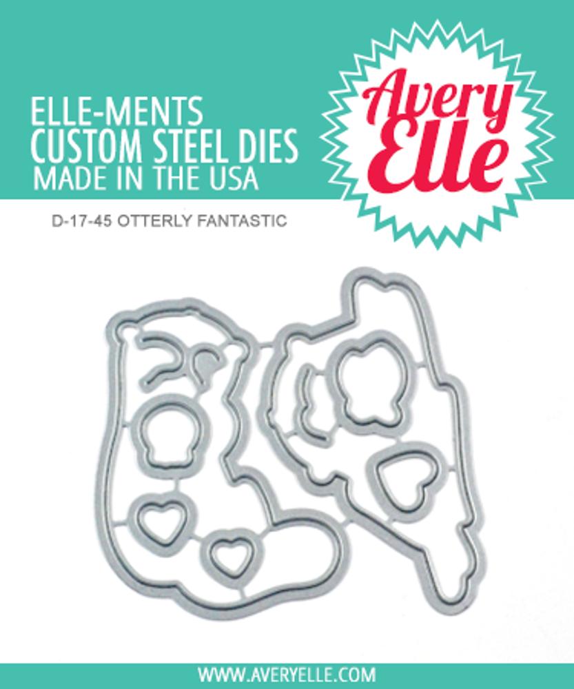 Avery Elle Otterly Fantastic Dies