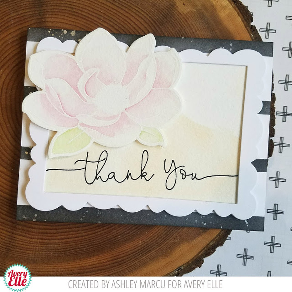 Floating Wishes Clear Stamps