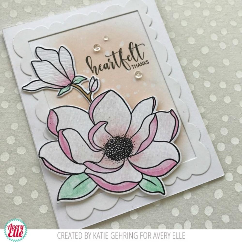 Magnolia Clear Stamps & Dies