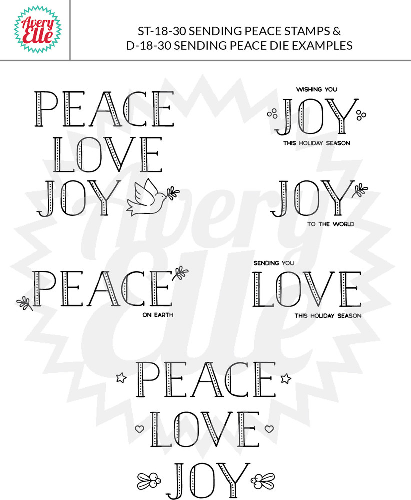 Sending Peace Example