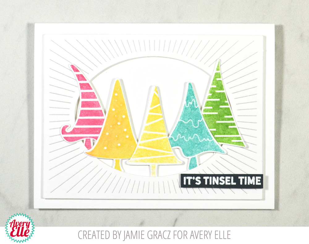 Quirky Christmas Clear Stamps & Dies