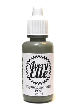 Our Fog Pigment Ink Refills extends the life of our Fog Pigment Ink Pads.