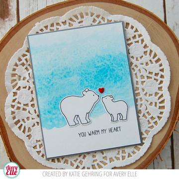 Die: Polar Pals Elle-ments