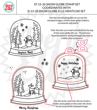 Snow Globe Examples