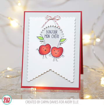 Mon Cheri Clear Stamps