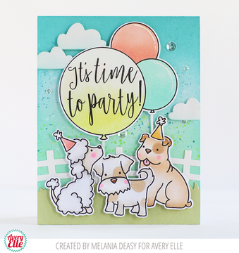 More Furry Friends Clear Stamps & Dies