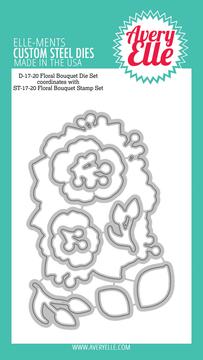 Avery Elle Floral Bouquet Dies