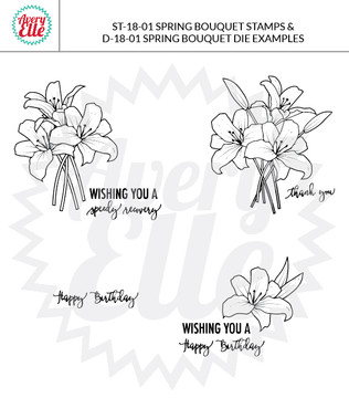 Spring Bouquet Example