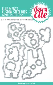 Avery Elle A Merry Little Christmas Dies