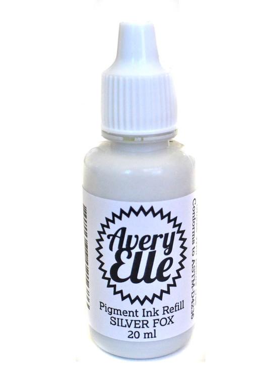Silver Fox Pigment Ink Refill