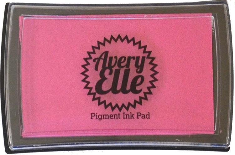 Avery Elle Magenta Pigment Ink Pad