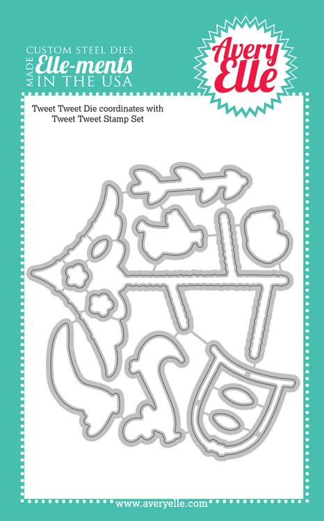 Tweet Tweet craft dies