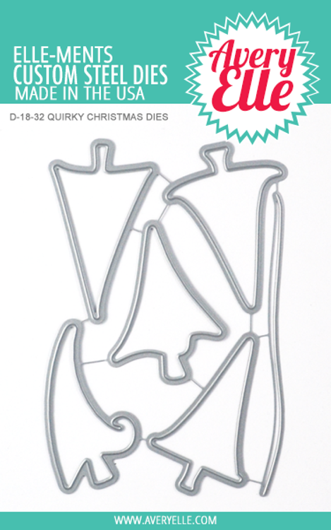 Avery Elle Quirky Christmas Dies