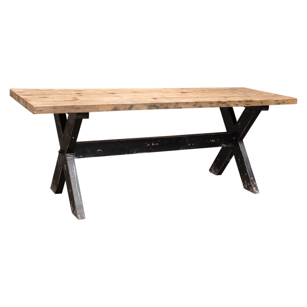 DINING TABLE 2.0M CAFE (F076B)