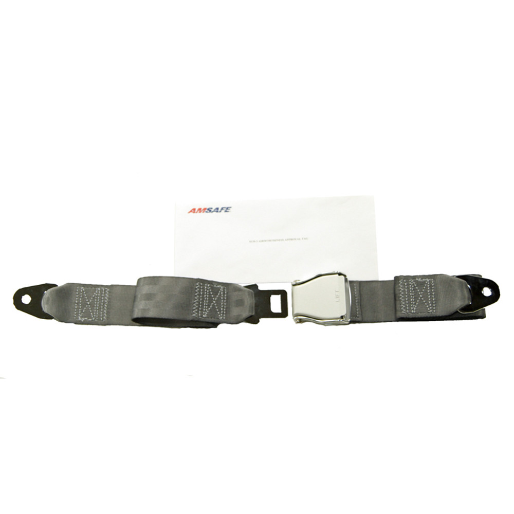 Piper PA23 - Rear Lap Belt