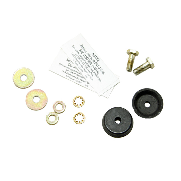 Ercoupe Main Landing Gear Oleo Restoration Kit