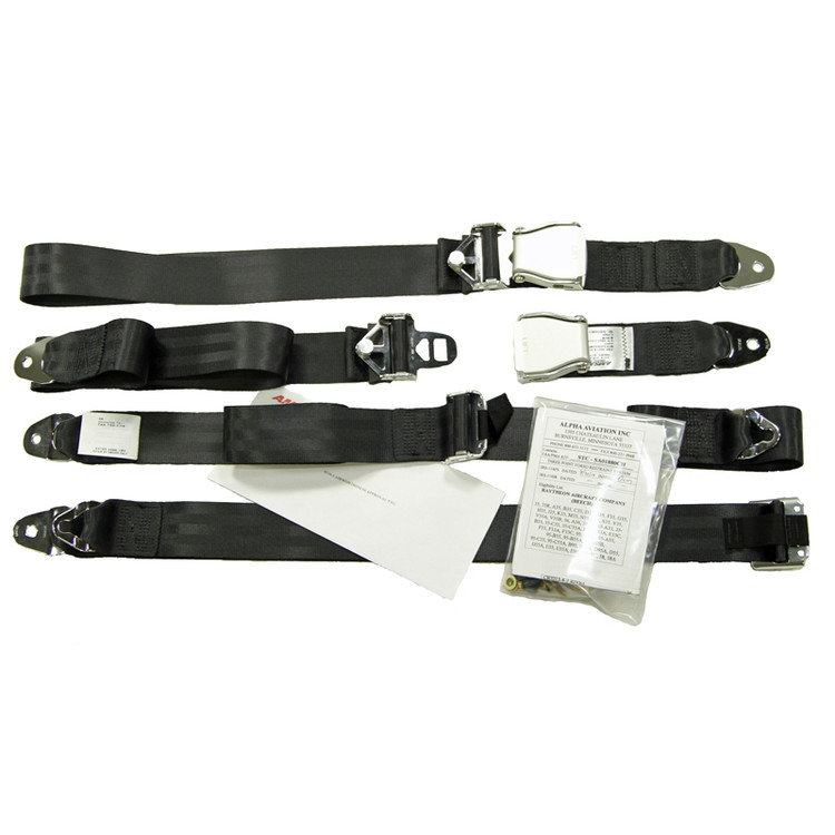 Beechcraft Fixed Strap STC Kit