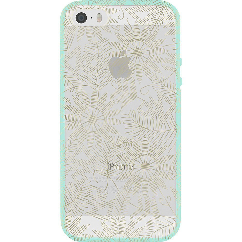 Incipio Beaded Daisy for iPhone SE - Gold