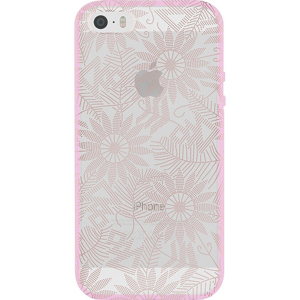 Incipio Beaded Daisy for iPhone SE - Rose Gold