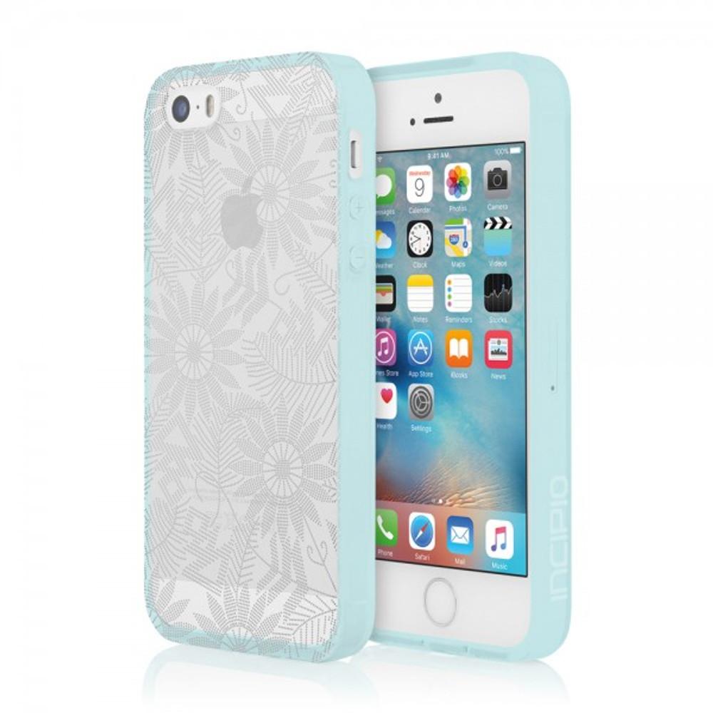 Incipio Beaded Daisy for iPhone SE - Silver