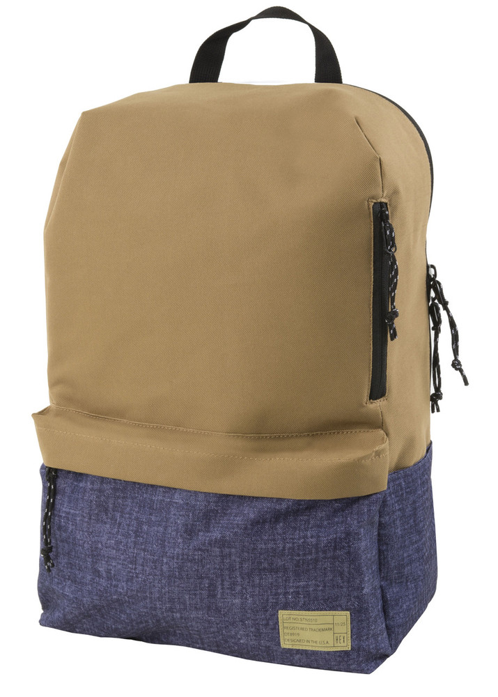 Hex Exile Backpack - Aspect Khaki / Denim