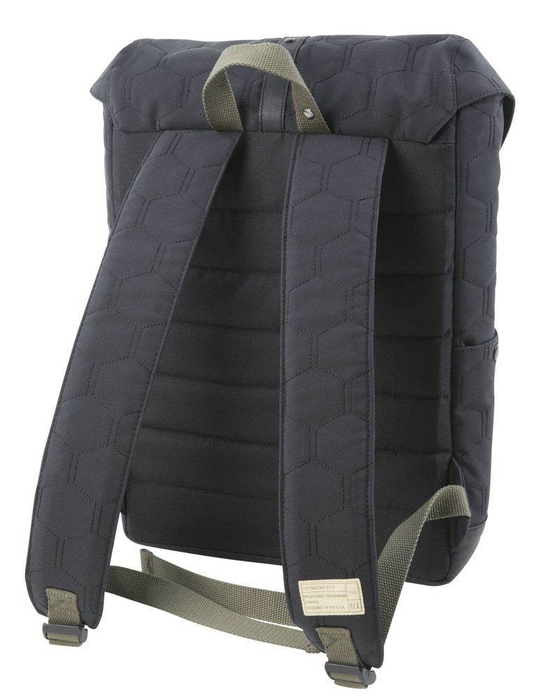 Hex Alliance Backpack - Empire Black Quilt