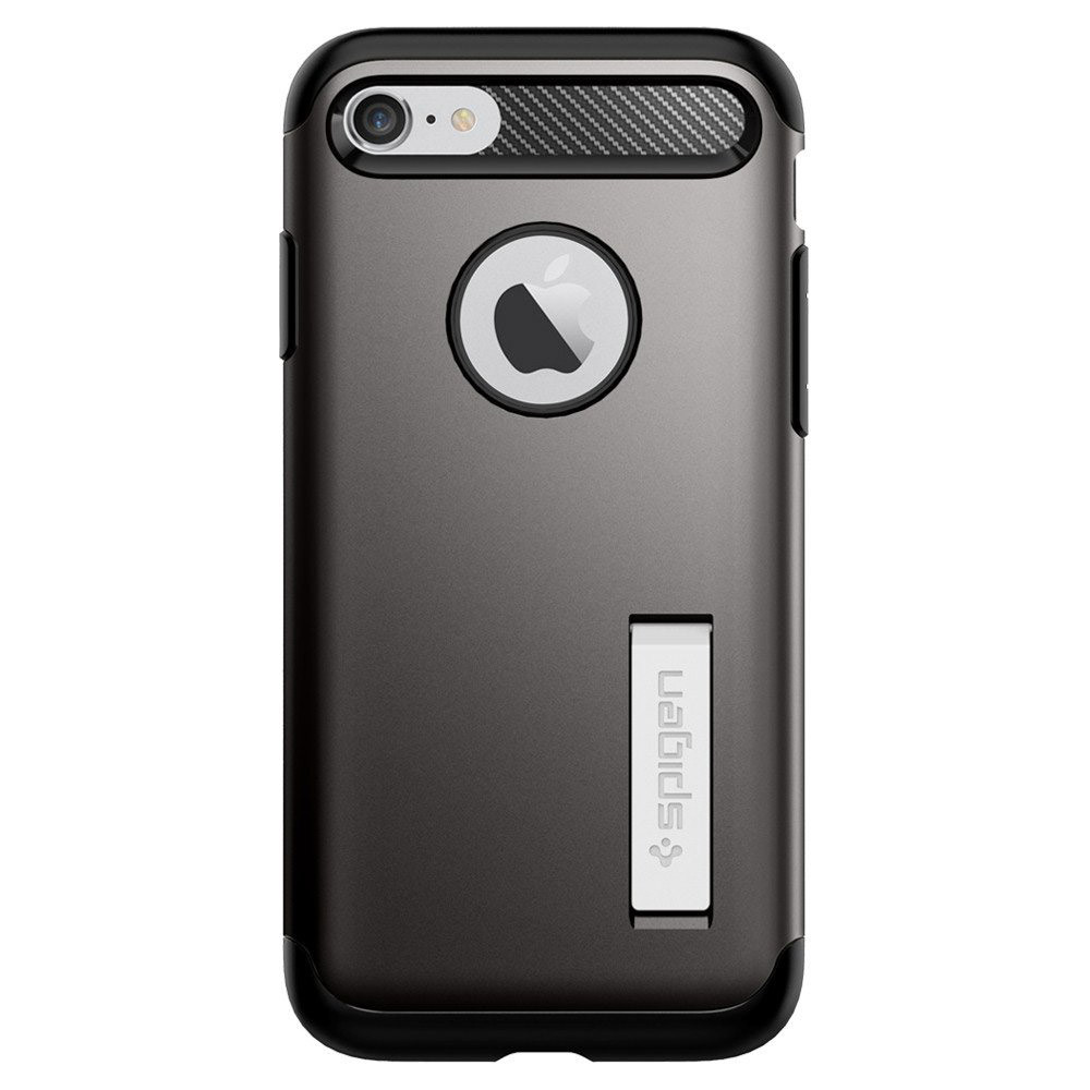 Spigen Slim Armor Case for iPhone 7 - Gunmetal