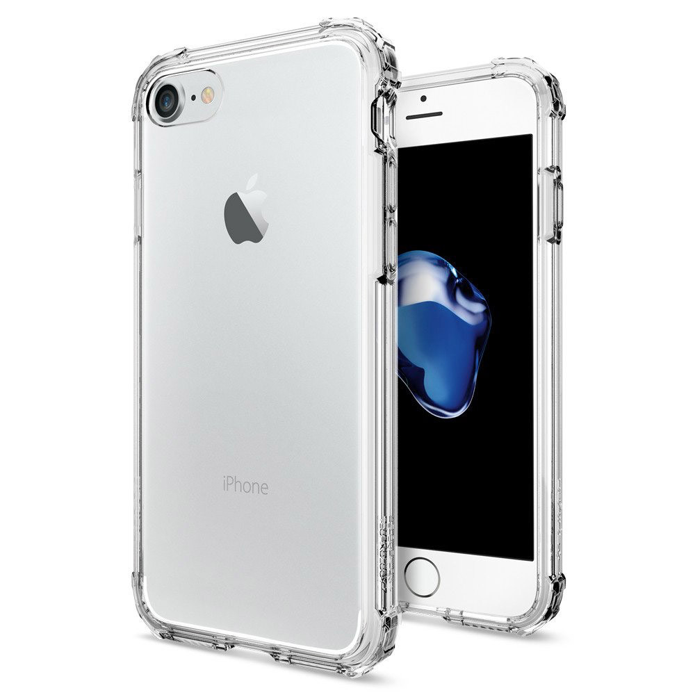 Spigen Crystal Shell Case for iPhone 7 - Clear Crystal