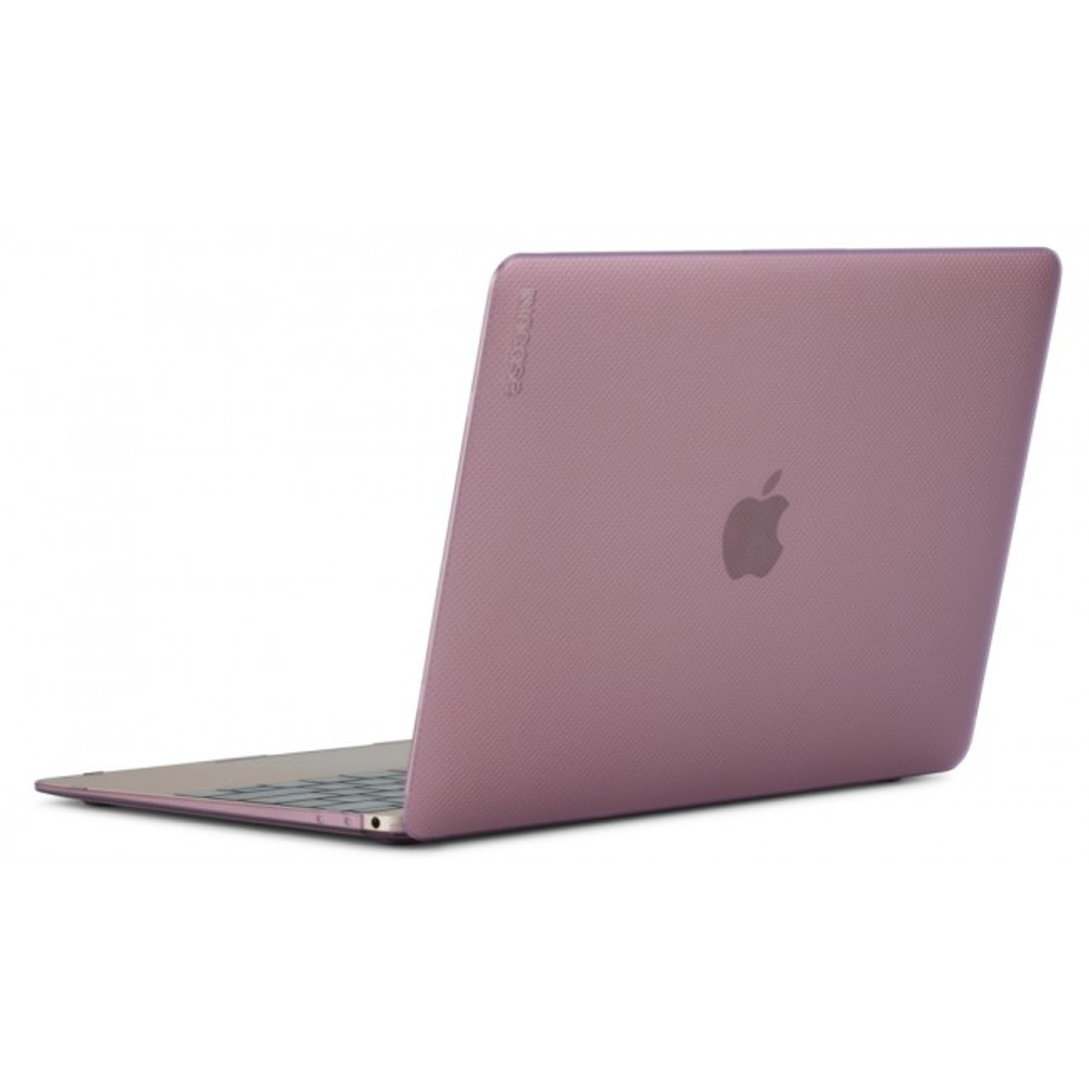 Incase Dots Hardshell Case for 13 Inch MacBook Pro with Retina Display - Mauve Orchid