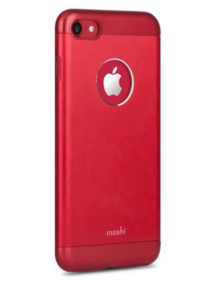 Moshi Armour for iPhone 7 - Red