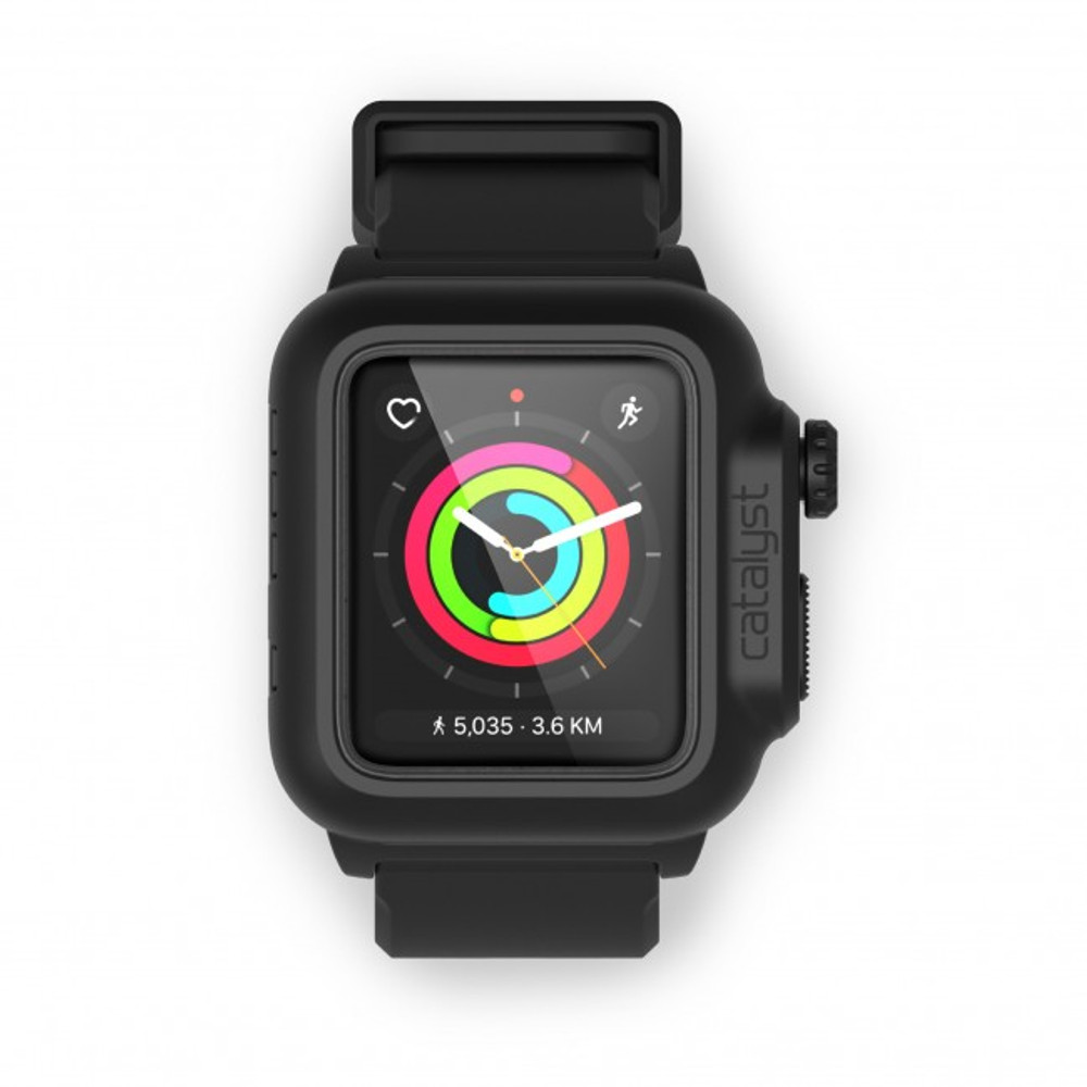 Catalyst Case for Apple Watch Series 2 - 42mm black