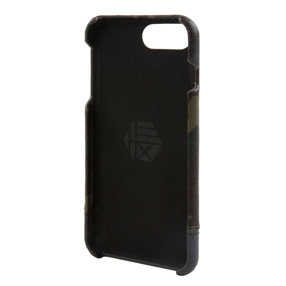 Hex Focus Case for iPhone 7 Plus - Camo Leather Reflective