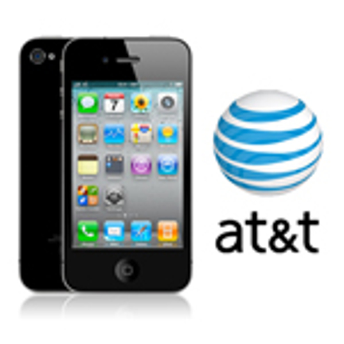 AT&T iPhone 4