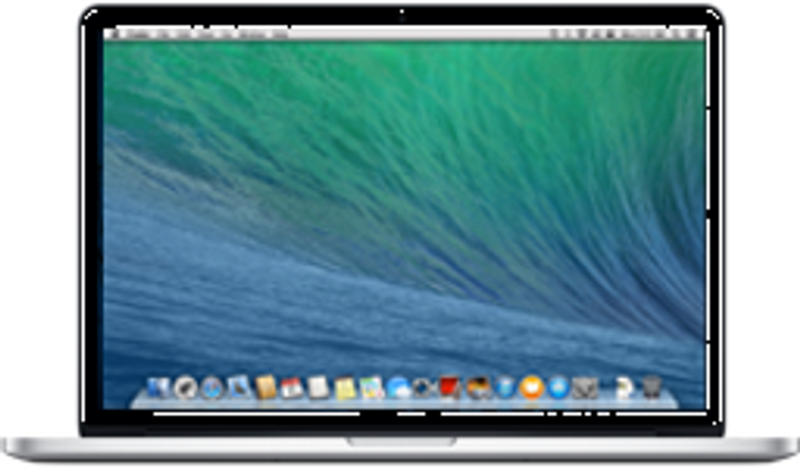 "15"" MacBook Pro - Retina Display"