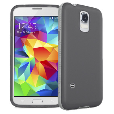 Belkin Grip Candy Case for Samsung Galaxy S5 - Gravel / Stone