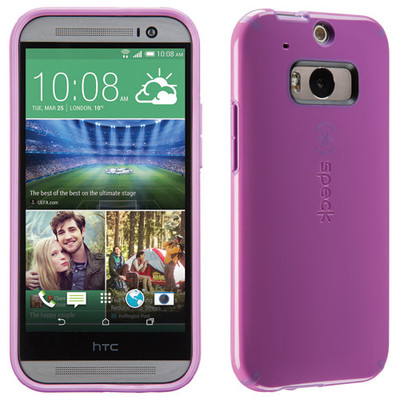 Speck CandyShell for HTC One (M8) - Purple