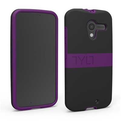 TYLT BAND for Moto X - Black / Purple