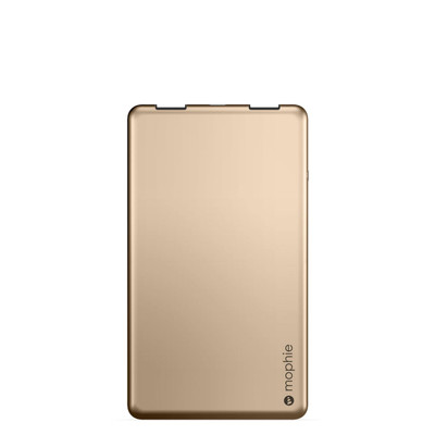 mophie powerstation 3X - Gold
