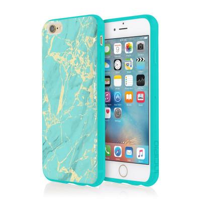 Incipio Marble Design Series for iPhone 6S Plus / 6 Plus - Teal