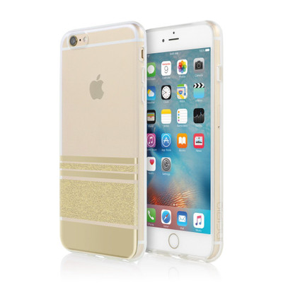 Incipio Stripes Design Series for iPhone 6S Plus / 6 Plus - Gold
