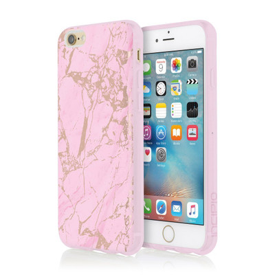 Incipio Marble Design Series for iPhone 6S / 6 - Pink