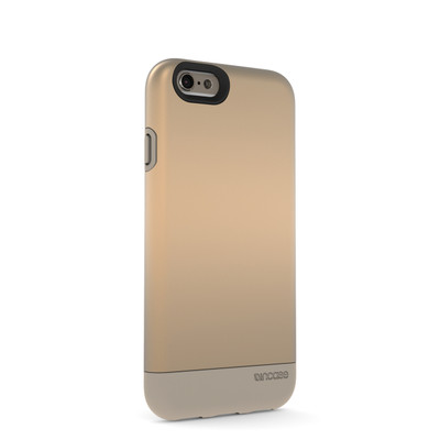 Incase Dual Snap for iPhone 6S / 6 - Gold