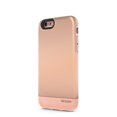 Incase Dual Snap for iPhone 6S / 6 - Rose Gold