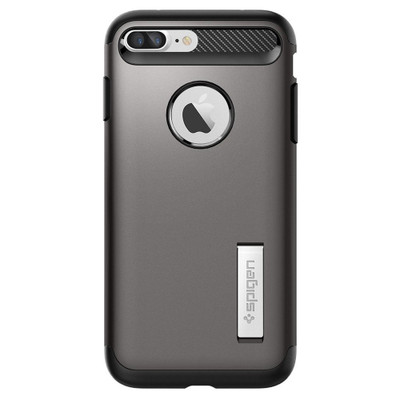 Spigen Slim Armor Case for iPhone 7 Plus - Gunmetal