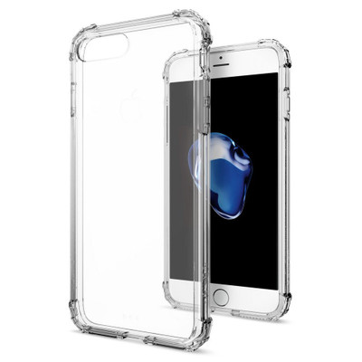 Spigen Crystal Shell Case for iPhone 7 Plus - Clear